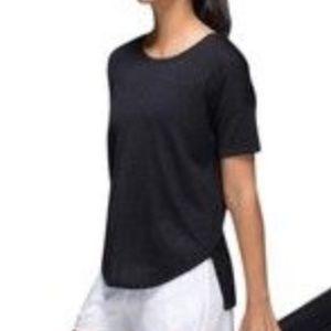 Lululemon Daya cashmere blend gray top